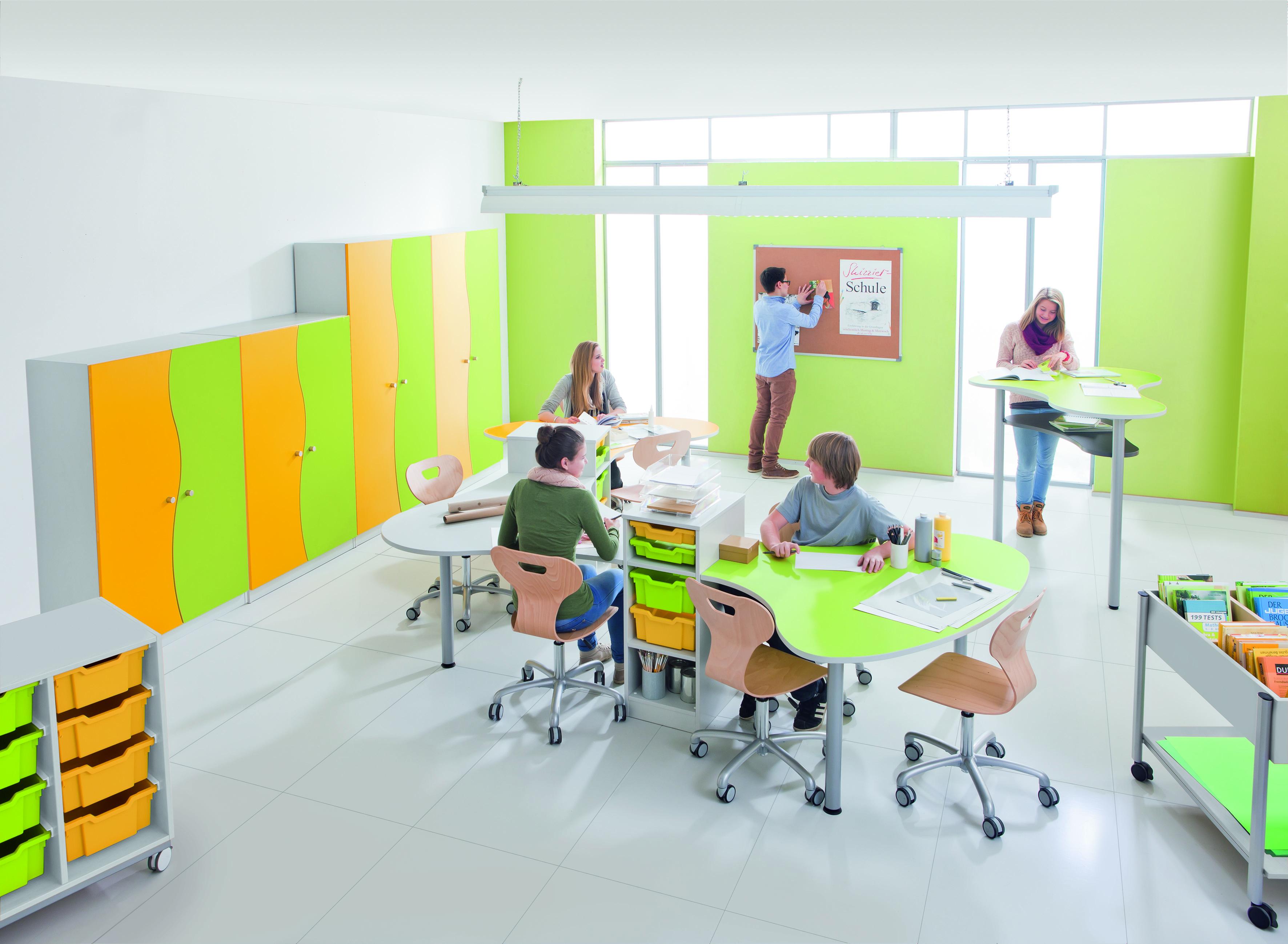 Schoolmeubilair oostenbrug interieur en advies for Interieur advies gratis